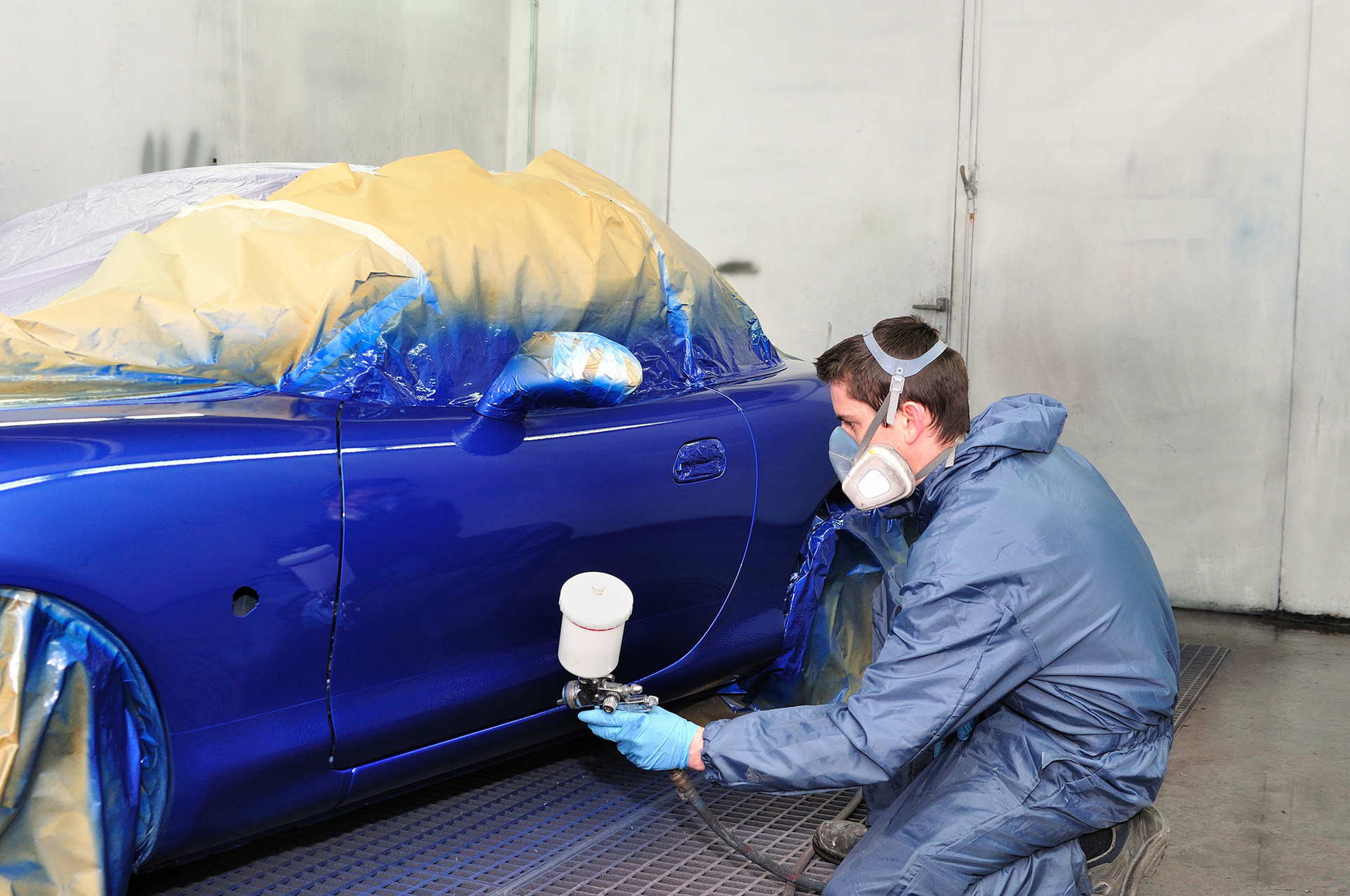 Cost To Repaint A Car >> Car Painters Auckland Car Painters Manukau Car Respray