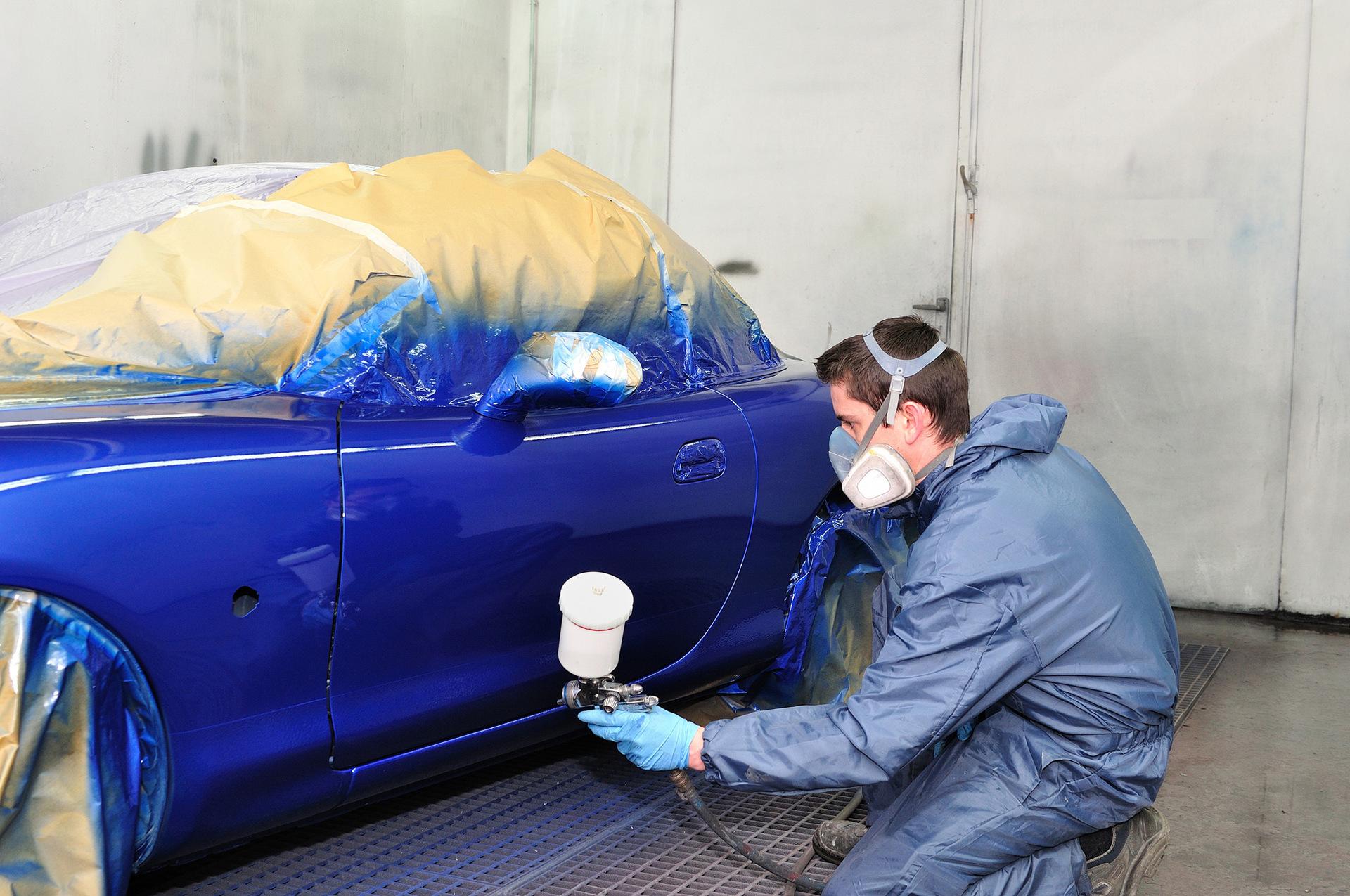 Paint Booth Rental >> Car painters Auckland, Car painters Manukau car respray